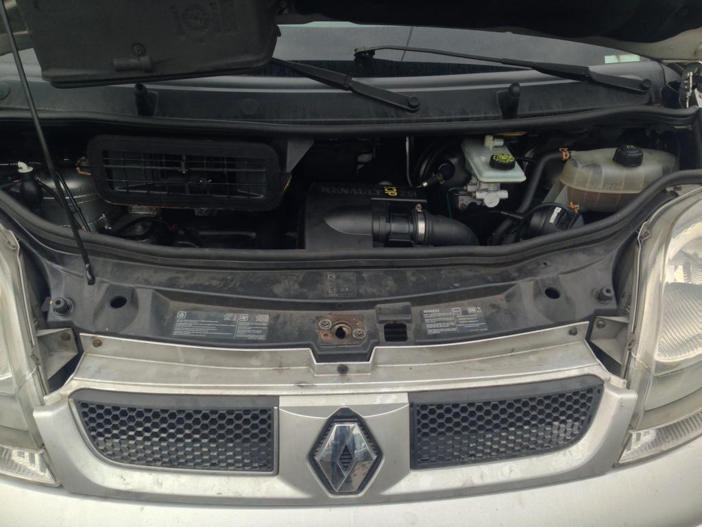 Motor Complet Renault Trafic 2.5 2007 Diesel.