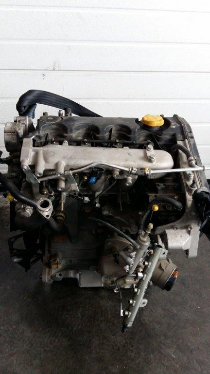 Motor d19aa fiat sedici 1.9 multijet suzuki sx4 1.9 ddis km 0