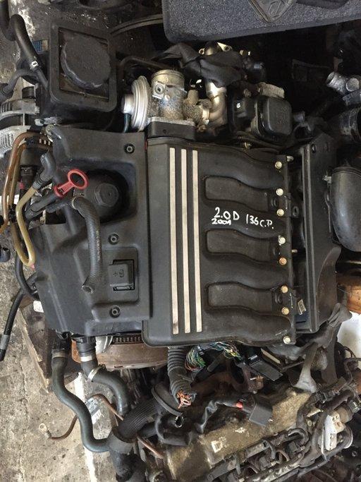 Motor fara anexe BMW E46 2.0d din 2000 136cp