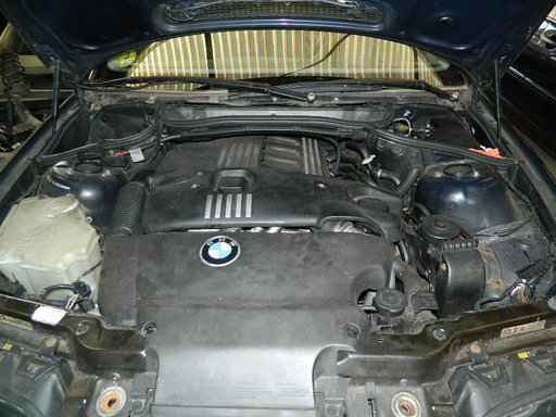 Motor fara anexe Bmw E46 320 2.0d 136cp model 1998-2005