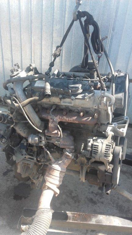 Motor fara anexe Fiat Ducato 2.3 an 2006-2012 88kw