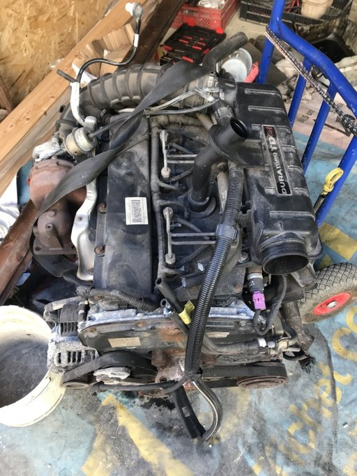 Motor fara anexe Ford Transit 2.0 TDCI 125cp din 2004
