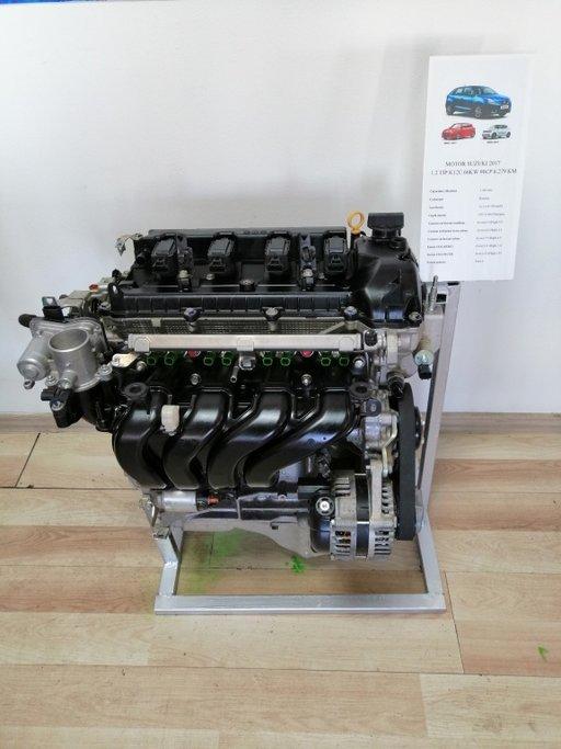 Motor fara anexe K12C 66 kw Suzuki Baleno 2017 6.279 km