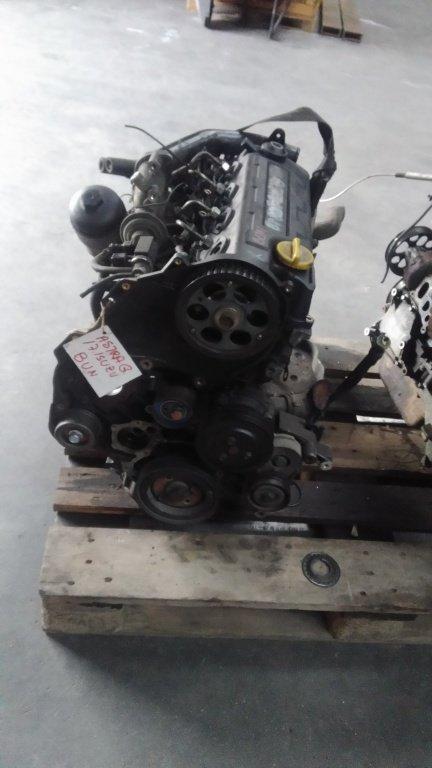 Motor fara anexe Opel Astra G 1.7 Isuzu cod Y17DT '2002