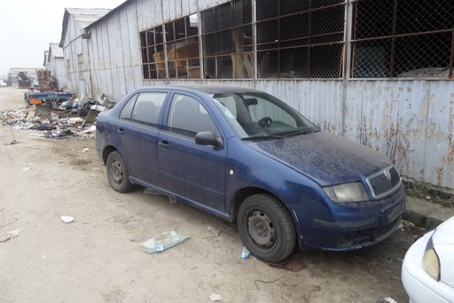 Motor Fara Anexe Skoda Fabia 1.4TDI DIN 2005