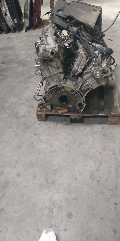 Motor fara anexe, vibrochen si baie ulei Mercedes E212 350 D, 3.0 V6