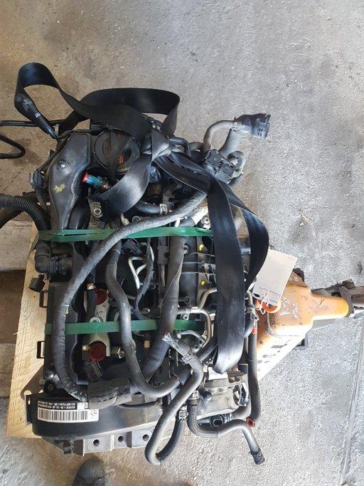 Motor fara anexe Volkswagen Passat 2.0 TDI CFF 2011