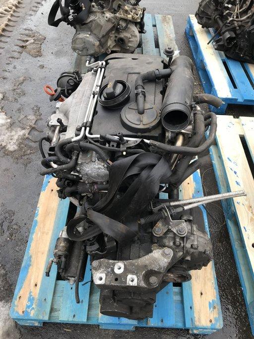 Motor fara anexe VW Audi Seat Skoda 2.0 tdi cod BKD