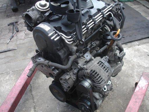 Motor fara anexe vw golf 5 1.9 tdi an 2004-2008