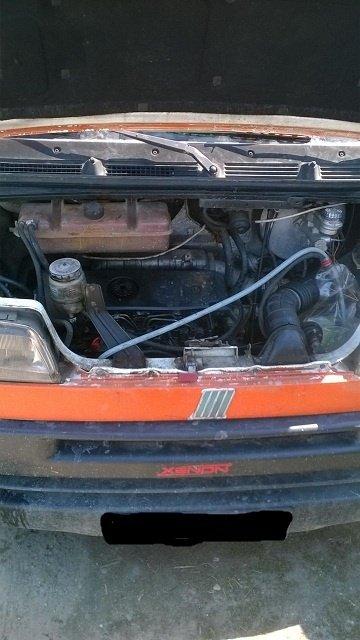 Motor fiat ducato 2,8 d, 64 kw,87 cp, tip 8140.63