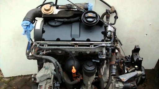 MOTOR Golf 4 1.9 tdi 101 cp 74 kw cod motor ATD