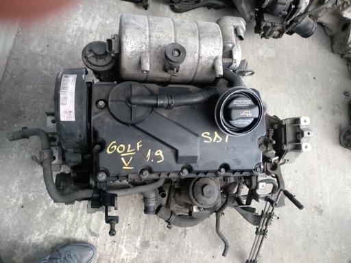 Motor Golf 5 1.9 SDI