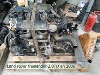 Motor Land Rover Freelander