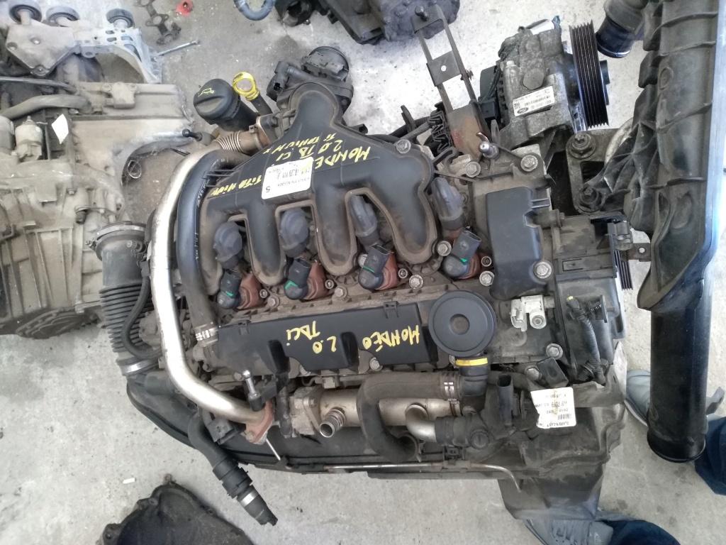 Motor Mondeo Titanium 2.0 TDCI