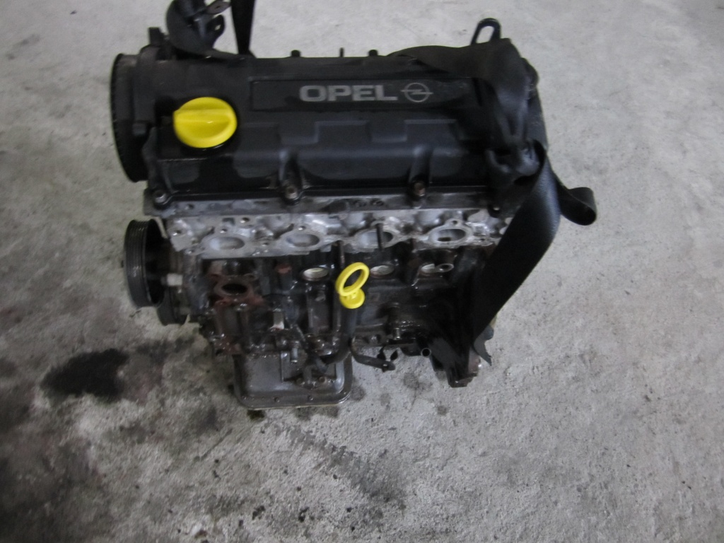 Motor Opel Astra G, Corsa C, Combo 1.7 dti isuzu, cod y17dt