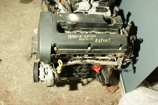 Motor Opel Astra G, Vectra C, Meriva, Astra H, Zafira B, Meriva 1.6 16v tip Z16XEP
