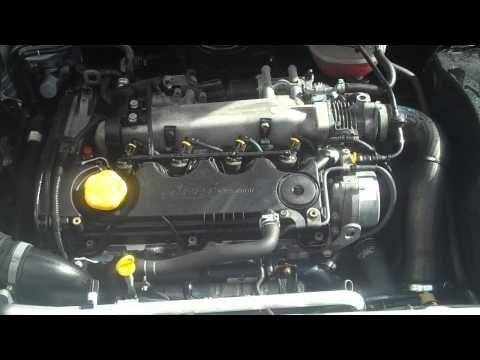 Motor Opel Astra H, Vectra C, Zafira 1.9 cdti, cod motor z19dt, 120 cp
