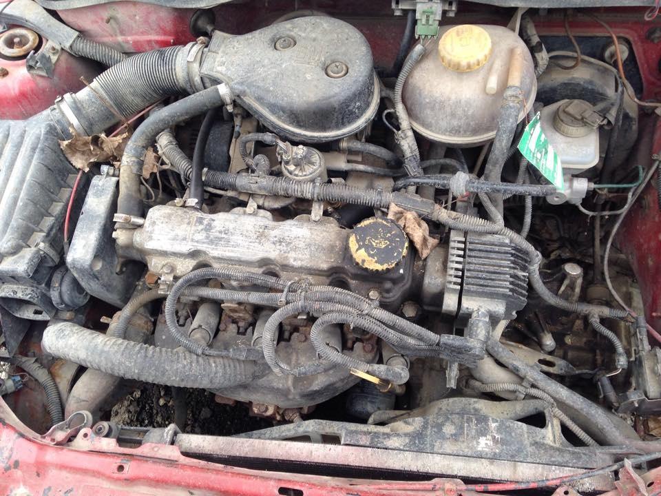 Motor Opel Corsa B 1 4 Benzina