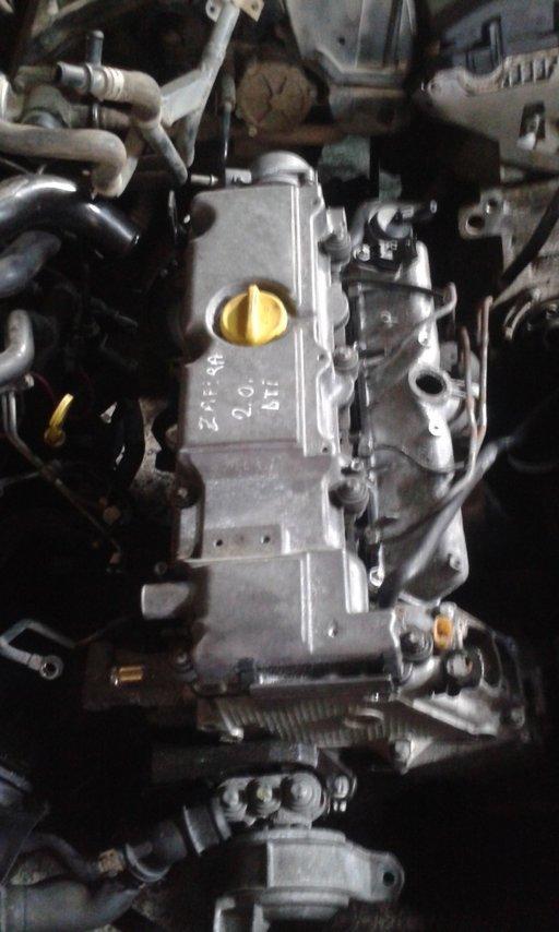 Motor opel zafira 2 0 dti an 2001