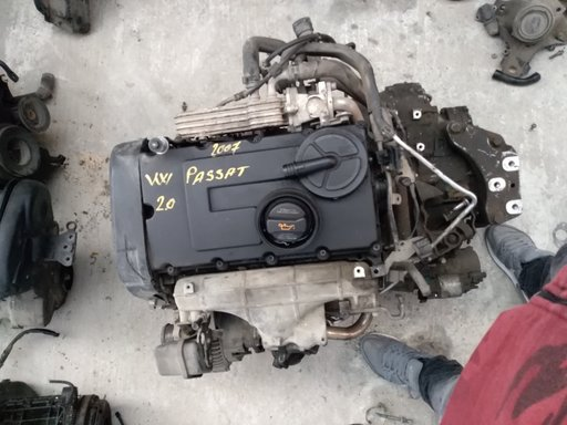 Motor Passat 2.0 B6 BKP