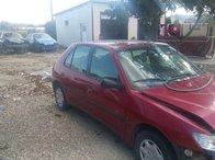 Motor Peugeot 306 din 1997 1.6 benzina varianta hatchback