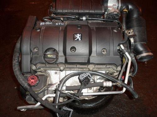 Motor Peugeot 307 1 6 16v Nfu 109 Cai
