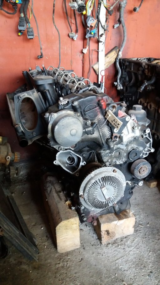 Motor , plansa bord , directie , caroserie BMW E39 525d