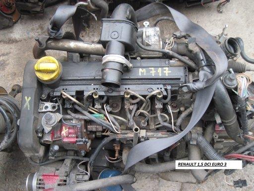 Motor Renault 1,5 DCI, Euro 3, Renault Kangoo Scenic; Renault Megane, Renault Clio.