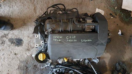 Motor renault clio simbol kangoo 1.2 16v cod DF4J772
