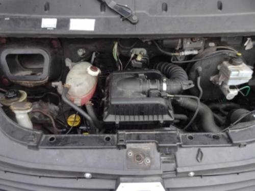 Motor Renault Master 2.5 DCI cod motor G9U Motor reconditionat complet(pompa ulei noua,cuzineti noi standard,s