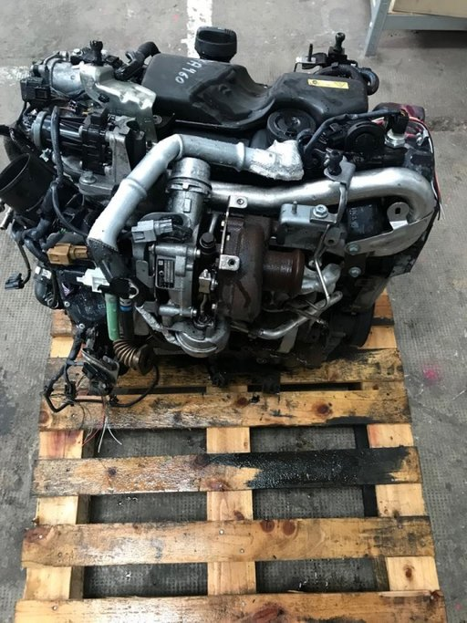 Motor Renault Megane, 1.5 DCI, euro 5,cod motor K9