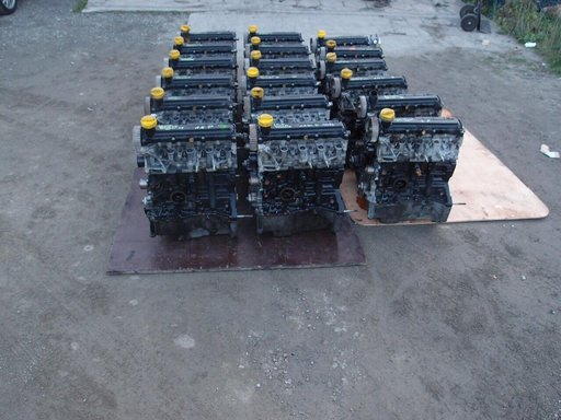 Motor RENAULT SCENIC II 1.5 dci tip K9K