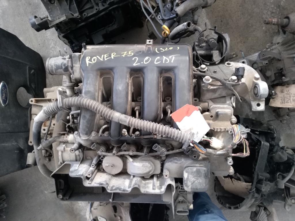 Motor Rover 75/2.0 CDT