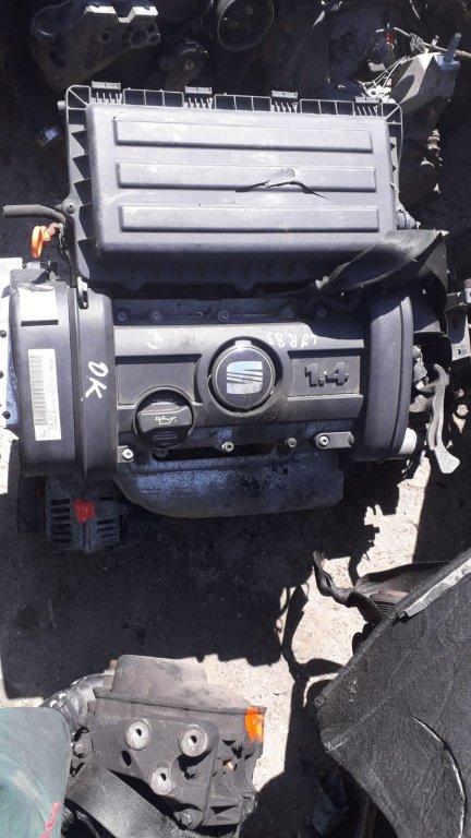 Motor Seat Ibiza 1,4 I cod BXW / 1,4 I / Skoda Fabia 2 1,4 I cod BXW,