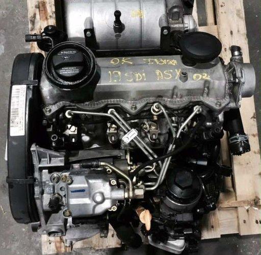 Motor Seat Ibiza , Cordoba 1.9 sdi cod motor ASY
