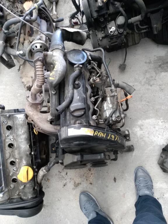 Motor Sharan 1.9 TDI