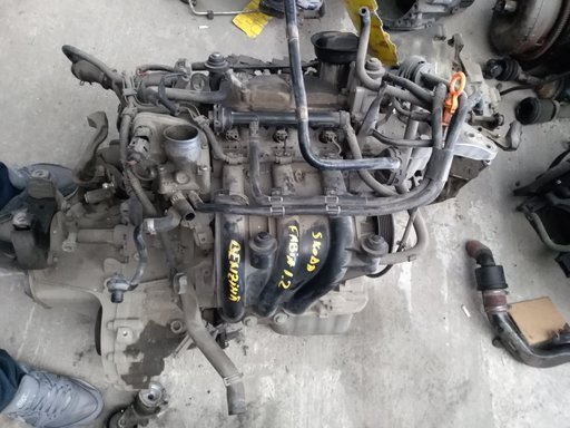 Motor Skoda Fabia 1.2 Benzina