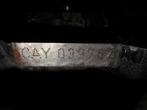 Motor Skoda Fabia II 1.6 TDI 2011
