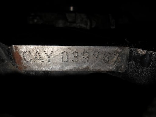 Motor Skoda Octavia 1.6 TDI 2008