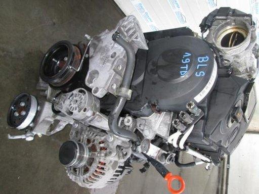Motor Skoda Superb 1 9 Tdi Bls Cu Filtru Particule