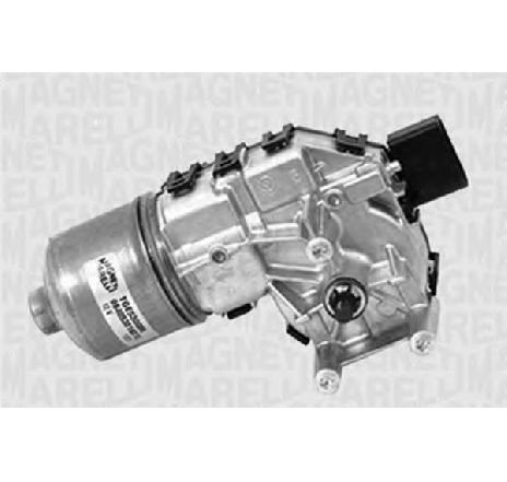 Motor stergator fata ALFA ROMEO 159 SPORTWAGON ( 939 ) 03/2006 - 11/2011 - producator MAGNETI MARELLI 064053016010 - 305543 - Piesa Noua