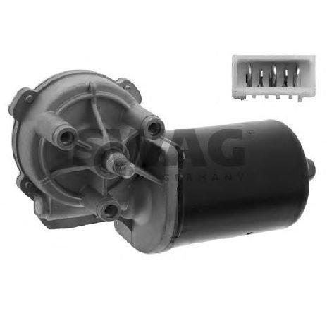 Motor stergator fata VW CADDY II COMBI ( 9K9B ) 11/1995 - 01/2004 - piesa NOUA - producator SWAG 30 91 7092 - 305393