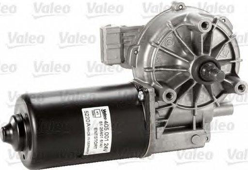 Motor stergator, MAN TGX an 2007 - prezent , producator VALEO 405001