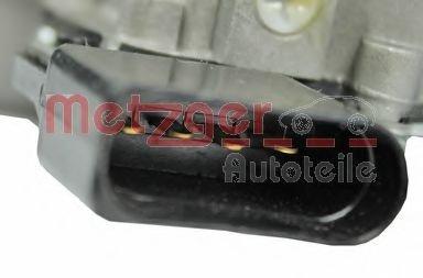 Motor stergator SEAT IBIZA V ST (6J8, 6P8) (2010 - 2016) METZGER 2190617 piesa NOUA