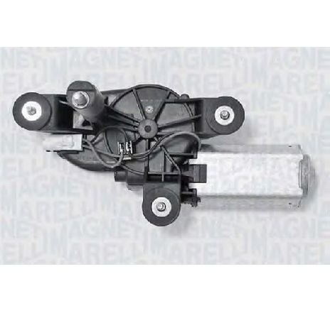 Motor stergator spate ALFA ROMEO 147 ( 937 ) 11/2000 - 03/2010 - piesa NOUA - producator MAGNETI MARELLI 064013009010 - 304735