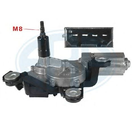Motor stergator spate SEAT LEON ( 1M1 ) 11/1999 - 06/2006 - piesa NOUA - producator ERA 460003 - 304350