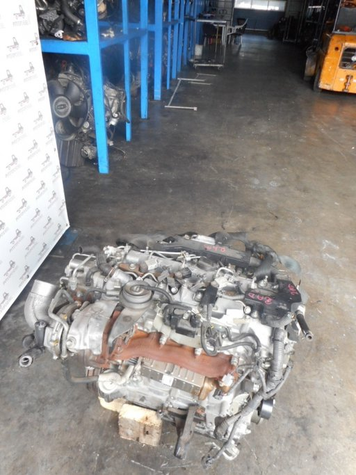 Motor Toyota, 2.2 D-CAT, 2231 cm3, tip motor 2AD.