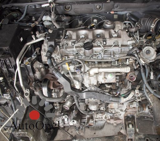 Motor Toyota RAV 4 2007 2.2D