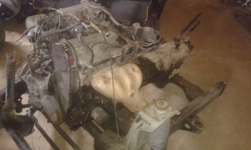 Motor Vitara 95 1.6 16V