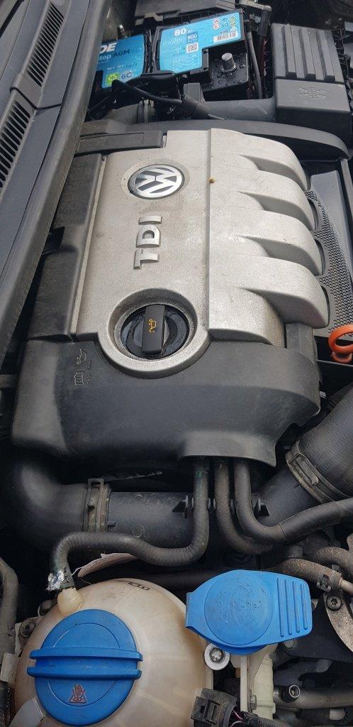Motor vw 1.9 bls